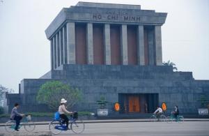 Mausoleum Ho Chi Minh